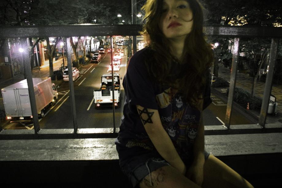 ART HAIR 作品撮り アート ヘア tattoo タトゥー