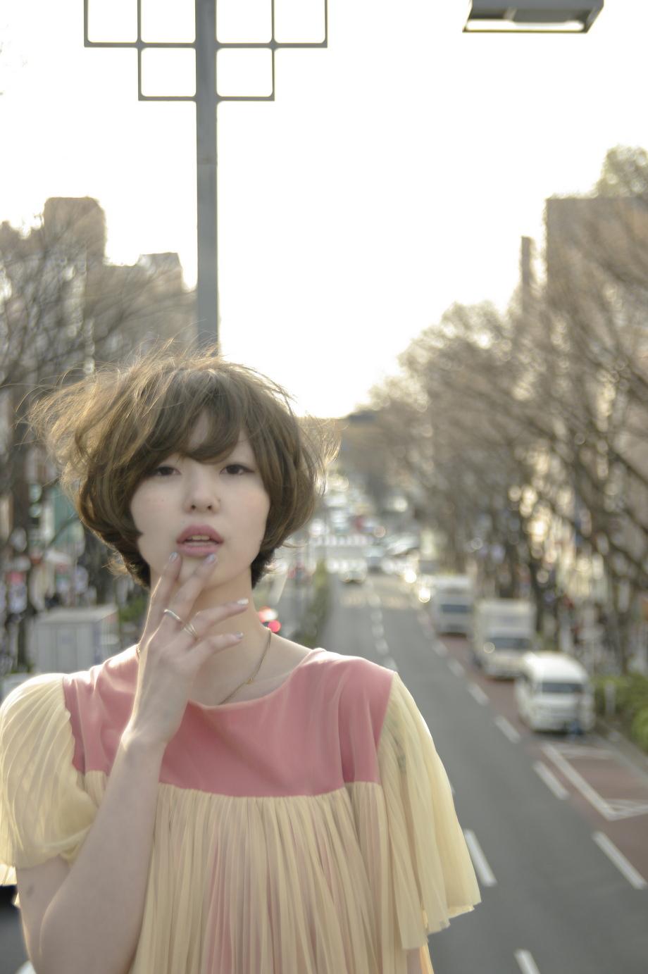 ウツギ tOKYO ショート アート ヘア classical short 作品