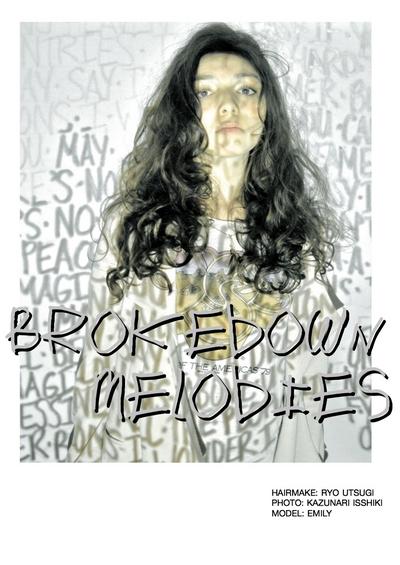 BROKEDOWN MELODIES アート ロング 作品
